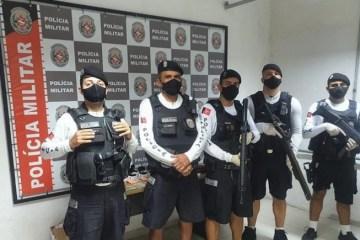 Capturar 95 - Policiais militares que salvaram vítima de sequestro em João Pessoa serão condecorados