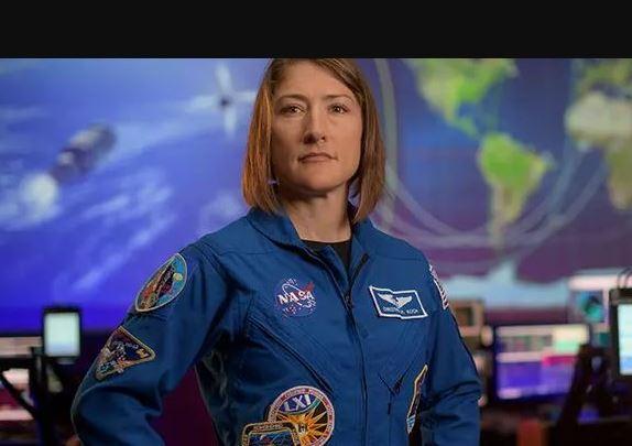 Capturar.JPGqqqq - Astronauta Christina Koch pode ser a primeira mulher a pisar na lua; saiba mais