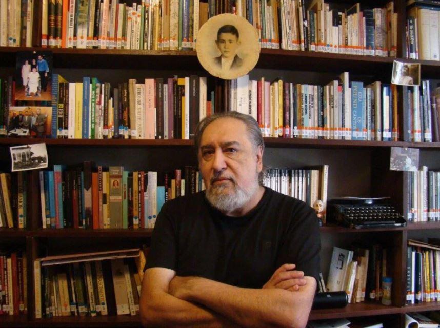 Capturar.JPGvff - Morre o jornalista e escritor Fábio Campana aos 74 anos após ser internado com Covid-19