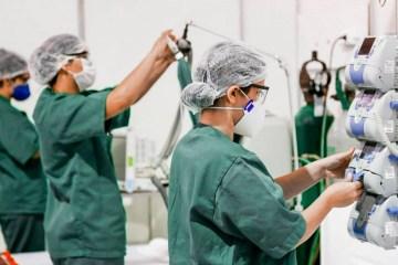 PARAÍBA EM ALERTA: 89 pacientes foram internados nas últimas 24h nas unidades públicas, infectados pela Covid-19