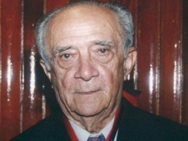 Deusdedit Leitão e1620321768874 - Centenário do historiador Deusdedit Leitão é homenageado em live nesta sexta-feira