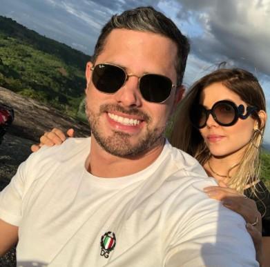 Felicio Queiroz e Milena Albuquerque Sao Jose dos Cordeiros - É O AMOR! Prefeitos paraibanos esbanjam amor pelas esposas, conheça os casais considerados mais bonitos