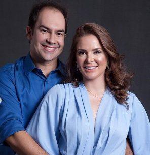 Segundo Domiciano e Marcília Lopes Sao Jose do Sabugi e1621025323329 - É O AMOR! Prefeitos paraibanos esbanjam amor pelas esposas, conheça os casais considerados mais bonitos