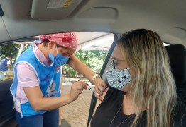 João Pessoa vacina pessoas a partir de 45 anos com comorbidades e trabalhadores de saúde a partir de 35 anos nesta segunda-feira