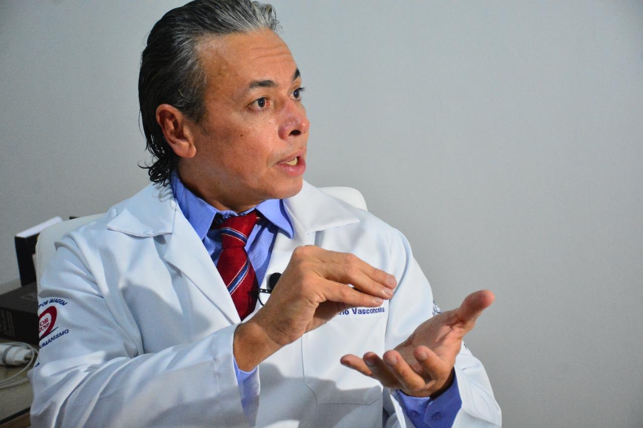 WhatsApp Image 2021 05 07 at 08.39.20 - Vacina contra gripe protege o aparelho cardiovascular, diz cardiologista Valério Vasconcelos