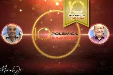 WhatsApp Image 2021 05 07 at 14.09.20 - PROGRAMA DE RÁDIO, BLOG E PORTAL: entenda como se deu a fundação do Polêmica Paraíba em 2011