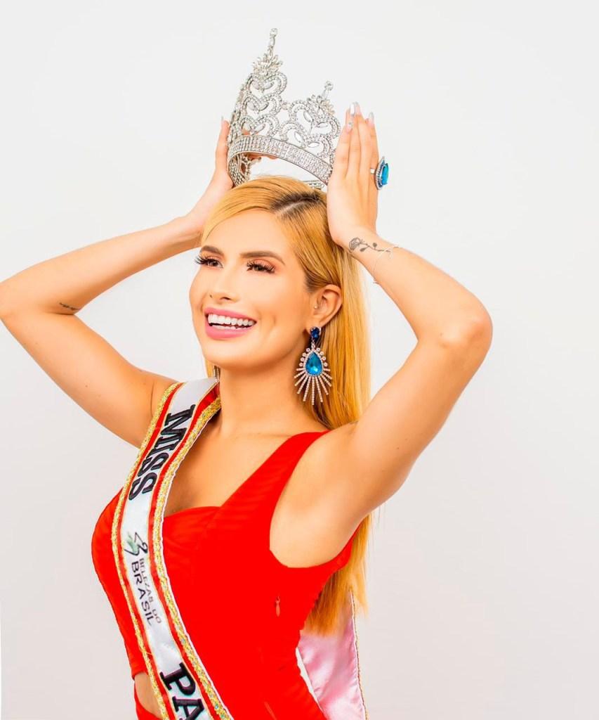 WhatsApp Image 2021 05 08 at 12.13.14 PM 1 853x1024 - Paraibana Laryssa Mattos vai representar o estado no concurso Belezas do Brasil - VEJA VÍDEO