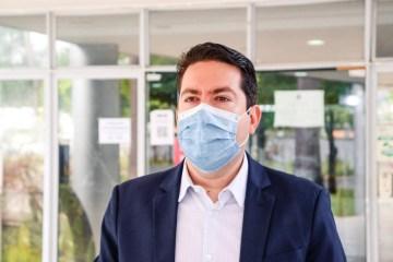 Felipe Leitão comemora programa de segurança alimentar 'Tá na Mesa' do Governo do Estado