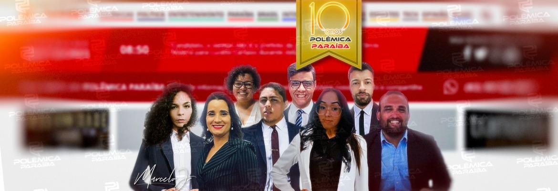 WhatsApp Image 2021 05 12 at 17.57.40 - 10 ANOS DE HISTÓRIA E CRESCIMENTO! Conheça os jornalistas que já passaram pelo Polêmica Paraíba