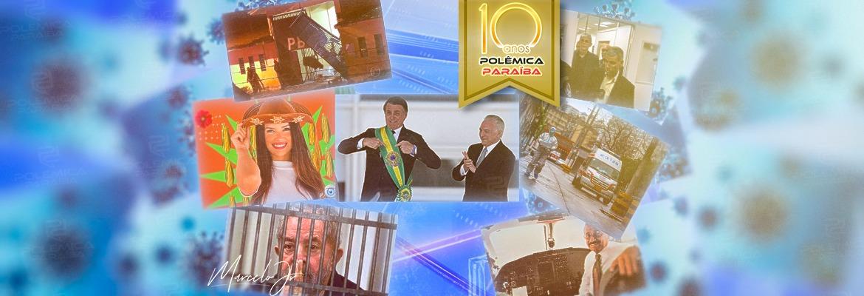 WhatsApp Image 2021 05 14 at 13.53.05 - ELEIÇÕES, PRISÕES, DESPEDIDAS, PANDEMIA E JULIETTE: relembre as grandes coberturas nos 10 anos do Polêmica Paraíba
