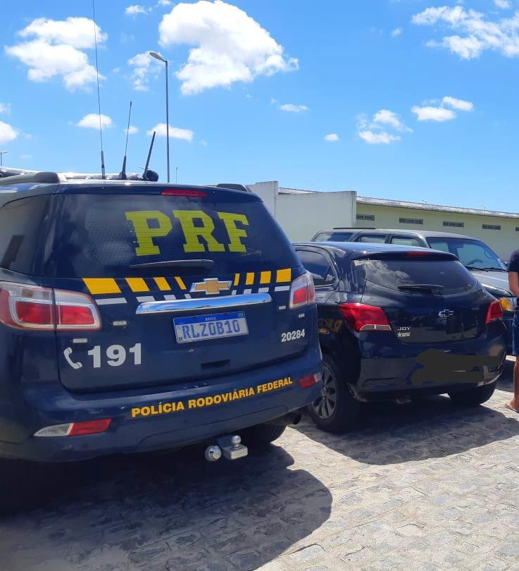 WhatsApp Image 2021 05 22 at 12.10.42 - Três homens são presos pela PRF na Paraíba suspeitos de envolvimento na morte de motorista de aplicativo assassinado com golpes de faca em JP