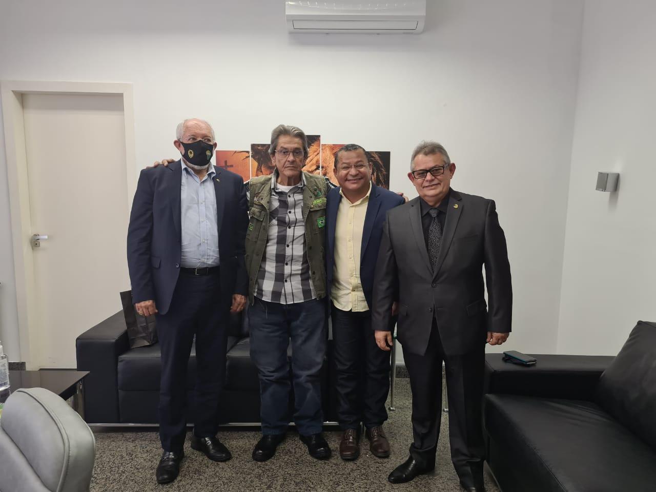 WhatsApp Image 2021 05 27 at 15.10.08 - Futuro do PTB na Paraíba ainda não foi definido e partido deve ouvir Bruno Cunha Lima
