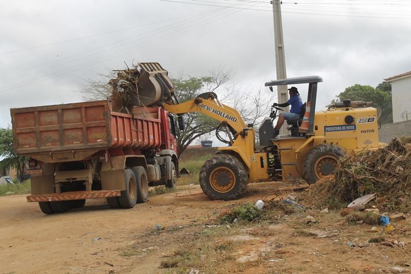 WhatsApp Image 2021 05 28 at 12.58.38 - Secretaria de Serviços Públicos atende solicitação dos moradores do Conjunto Batuel Palmeira