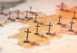 TERCEIRA ONDA: 117 cidades paraibanas registraram óbitos por Covid-19 nas últimas duas semanas – VEJA NÚMEROS