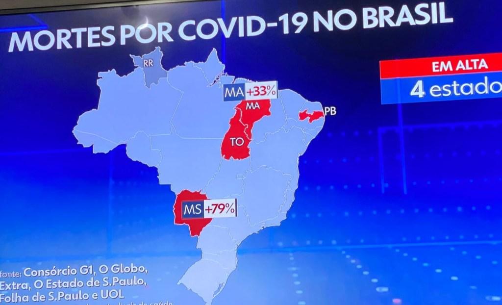 WhatsApp Image 2021 05 29 at 20.43.59 1024x622 - PARAÍBA EM ALTA: Mortos por Covid no Brasil passam de 461 mil; país tem 1.971 novos óbitos em 24 h