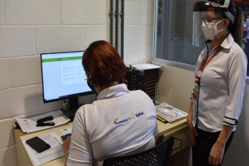assee - Sesc/PB realiza ações em parceria com o Movimento Unidos Pela Vacina