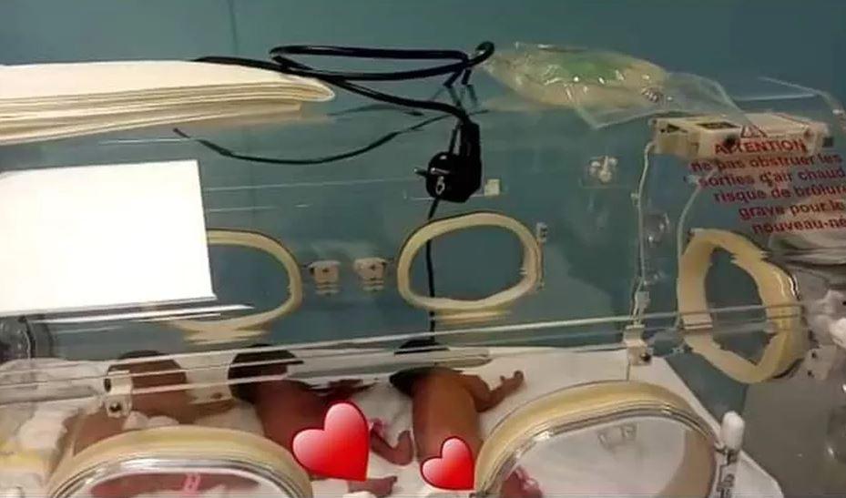 bebed - Em caso raríssimo, mulher do Mali dá à luz 9 bebês