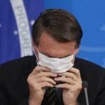 bolsonaro dida 120620204605 - Datafolha: 51% reprova desempenho de Bolsonaro na pandemia e maioria o aponta como principal culpado pela situação da crise sanitária