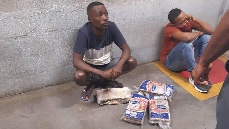 bruno barros da silva e ian barros da silva - MISTÉRIO! Tio e sobrinho que furtaram carne em supermercado são encontrados mortos
