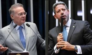 calheiros e lira 300x181 - Disputa pelo governo de Alagoas em 2022 vai colocar Renan Calheiros e Arthur Lira frente a frente