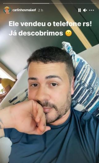carlinhos maia - Carlinhos Maia presenteia flanelinha com Iphone de 12 mil, e descobre que celular foi vendido por 1500 em poucas horas - VEJA VÍDEO