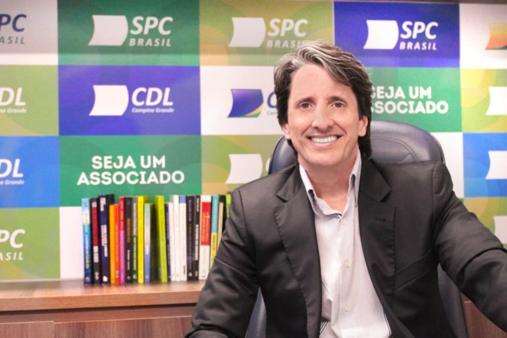 carlos botelho presidente cdl cg 1024x682 - 'Liquida Campina 2021' terá sorteios diários e aplicativo próprio, revela CDL