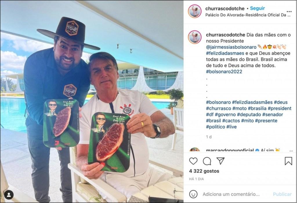 churrasco 1536x1047 1 1024x698 - UM LUXO! Churrasco de Bolsonaro tem picanha de R$ 1.799,99 o quilo