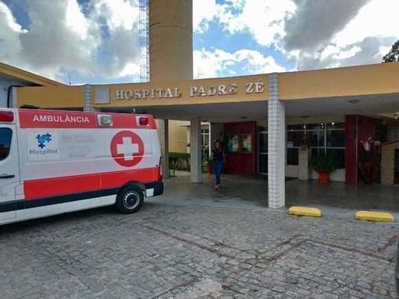 csm padre ze hospital 5a95dab417 - Morre mais uma idosa resgatada de 'abrigo' em João Pessoa