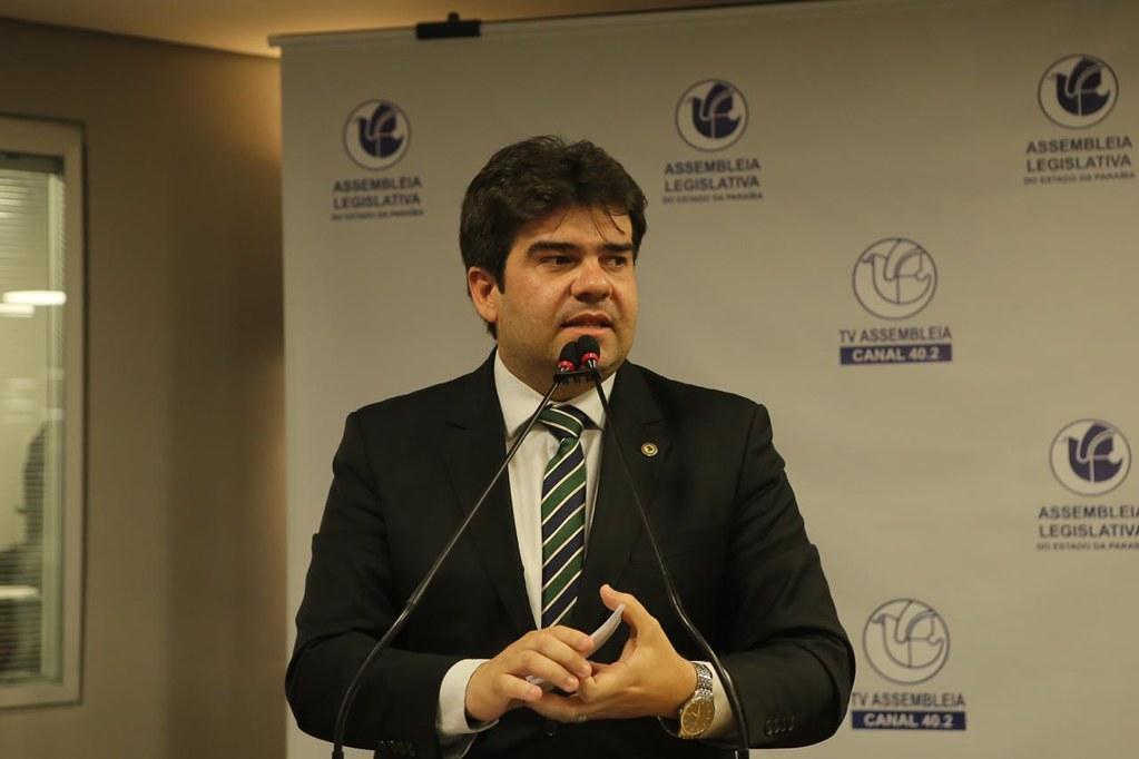 eduardo7 - ALPB se solidariza com Eduardo Carneiro que revelou ameaça do ex-prefeito do Conde, Aluísio Regis