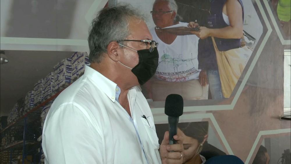 fabio rocha - Profissional da educação não precisa morar em João Pessoa para ser vacinado contra Covid-19 na cidade, diz secretário