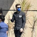 famili - Familiares e amigos se despedem de Paulo Gustavo em cerimônia restrita