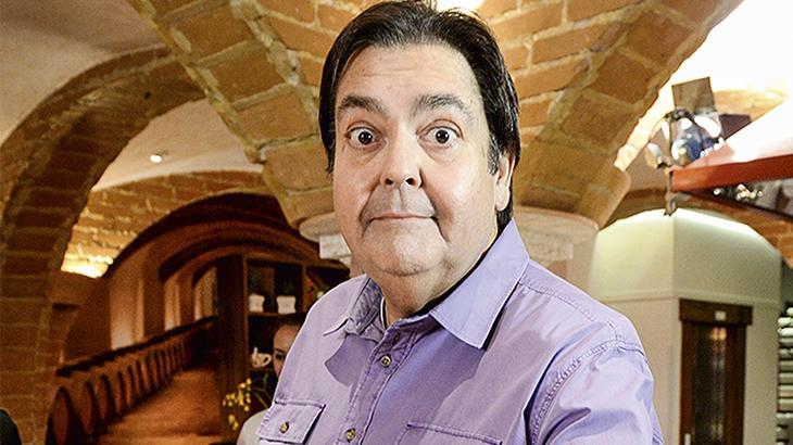 fausto silva band globo  3070 - Comercial da Globo deve segurar Faustão para evitar prejuízo milionário
