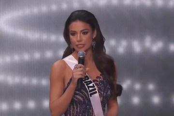julia gama - Brasileira Julia Gama fica em 2º lugar no Miss Universo; México leva coroa