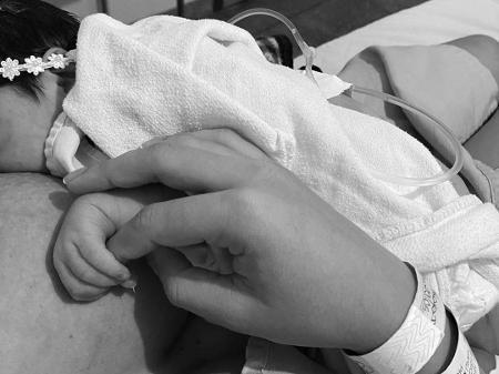 """lua maria - """"LUA MARIA CHEGOU!"""", diz Lucas Veloso filho do humorista Shaolin, anunciando nascimento da filha"""