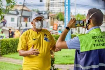 Após requerimento do vereador Marcílio, Semob-JP instala semáforo no Pedro Gondim
