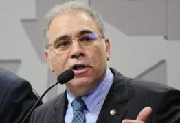 Marcelo Queiroga diz que vai implementar barreiras sanitárias para conter variante indiana da Covid-19