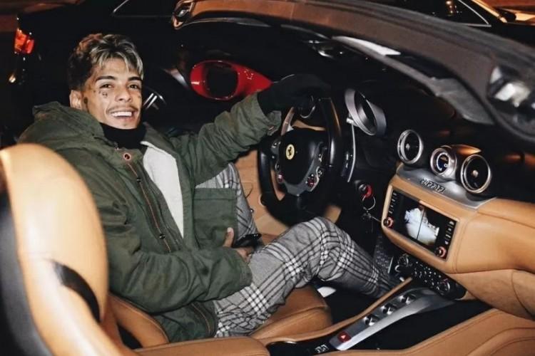mc kevin ferrari - MC Kevin ostentava vida de luxo, mas tinha dívidas até em contas de luz, diz jornal