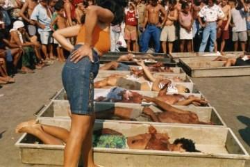 mort - Boletins médicos apontam que mortos no Jacarezinho foram atingidos no rosto, abdômen e nas costas