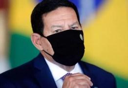 Mourão defende Copa América no Brasil e critica técnico Tite: 'se não quer, pede o boné'; VEJA VÍDEO