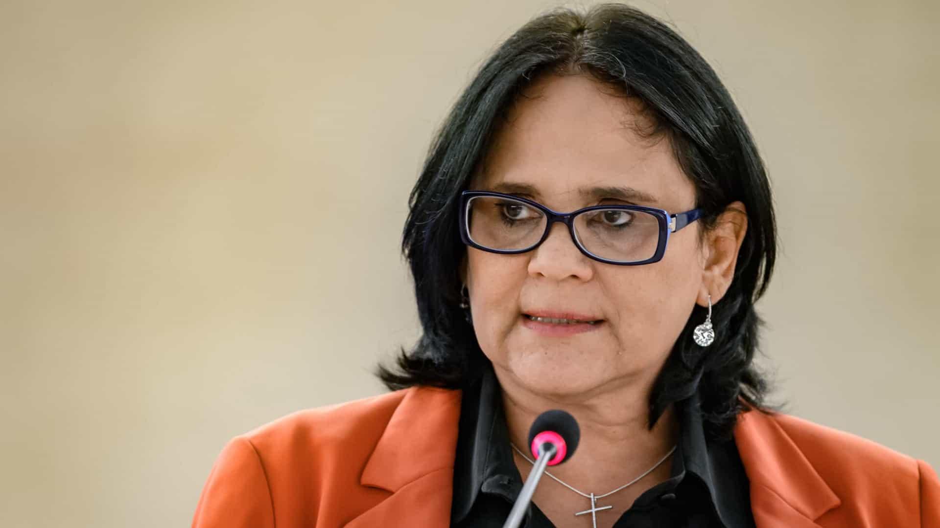 naom 60355ee4a28fc - Ministério de Damares retira do ar nota em que lamentava mortes no Jacarezinho