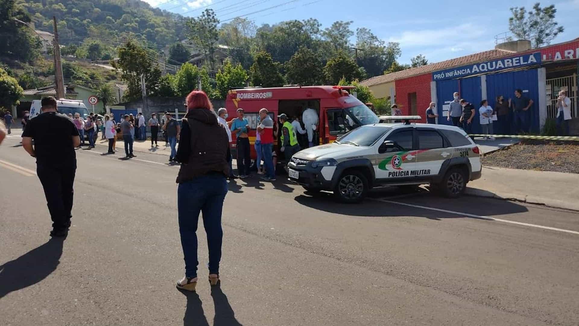 naom 60915c4ccd94b - TRAGÉDIA E DESESPERO: garoto invade escola e mata crianças em Santa Catarina