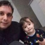 pai 1 - Ele dizendo 'papai, eu te amo' vai ficar sempre na minha memória', diz pai de menino de 3 anos que morreu em SP