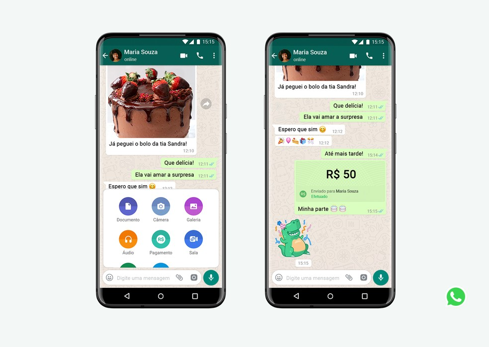 portuguese br blog static payments source file rev 3a - Pagamento pelo WhatsApp: veja passo a passo para enviar dinheiro