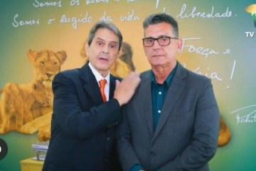 roberto jefferson coronel meira 748x410 1 - ARAPUAN FM: Bolsonaro deve escolher vice do PTB em 2022, diz coordenador da sigla no Nordeste; OUÇA