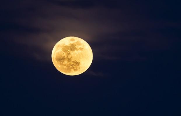 superlua - 'Superlua' poderá ser observada no céu da Paraíba, nesta terça