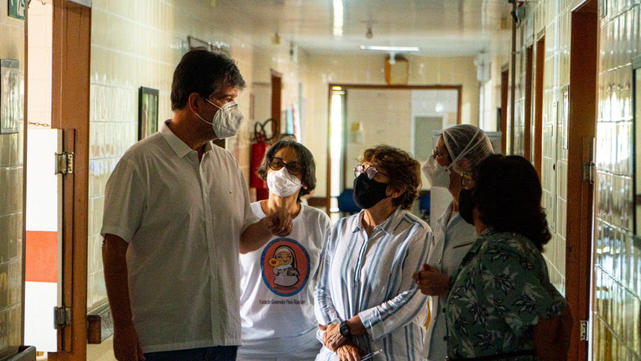 unnamed 13 - Deputado federal Ruy Carneiro ressalta a importância do hospital maternidade Flávio Ribeiro Coutinho
