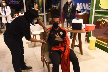 vacina - Conmebol anuncia vacinação do elenco do Atlético-GO