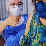 vacinacao jp 1024x683 1 - Sem Coronavac em estoque, João Pessoa vacina com Pfizer e Astrazeneca nesta sexta-feira (7)