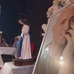 whatsapp image 2021 05 11 at 190250 418x235 1 - Missa de 7º dia de Paulo Gustavo é realizada no Cristo Redentor e conta com homenagens