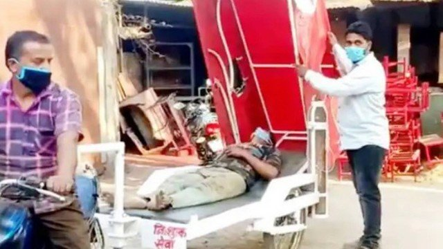 xblog ambulance.jpg.pagespeed.ic .Xq0KIXgqIz - Engenheiro cria ambulância puxada por moto para levar pacientes com Covid-19
